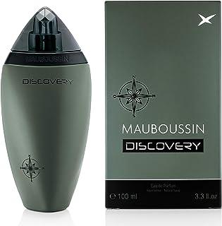 Mauboussin - Eau de Parfum Homme por hombre - Discovery - Aroma Amaderado Aromático Citrico - 100ml