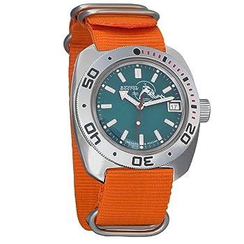 Vostok Amphibian Automatic Self-Winding Wristwatch