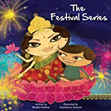 The Amma Tell Me Festival Series: Three Book Set