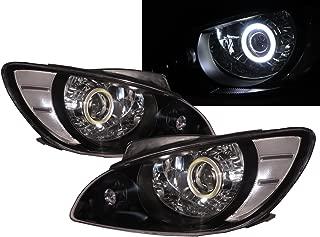 CABI Getz/Click 2005 2011 FACELIFT Hatchback 3D/5D COB Projector Headlight Headlamp for HYUNDAI LHD