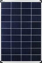Enjoysolar Solar Módulo Poly 100 W 12 V Panel Solar Ideal para caravana, jardín häuse, Boot …