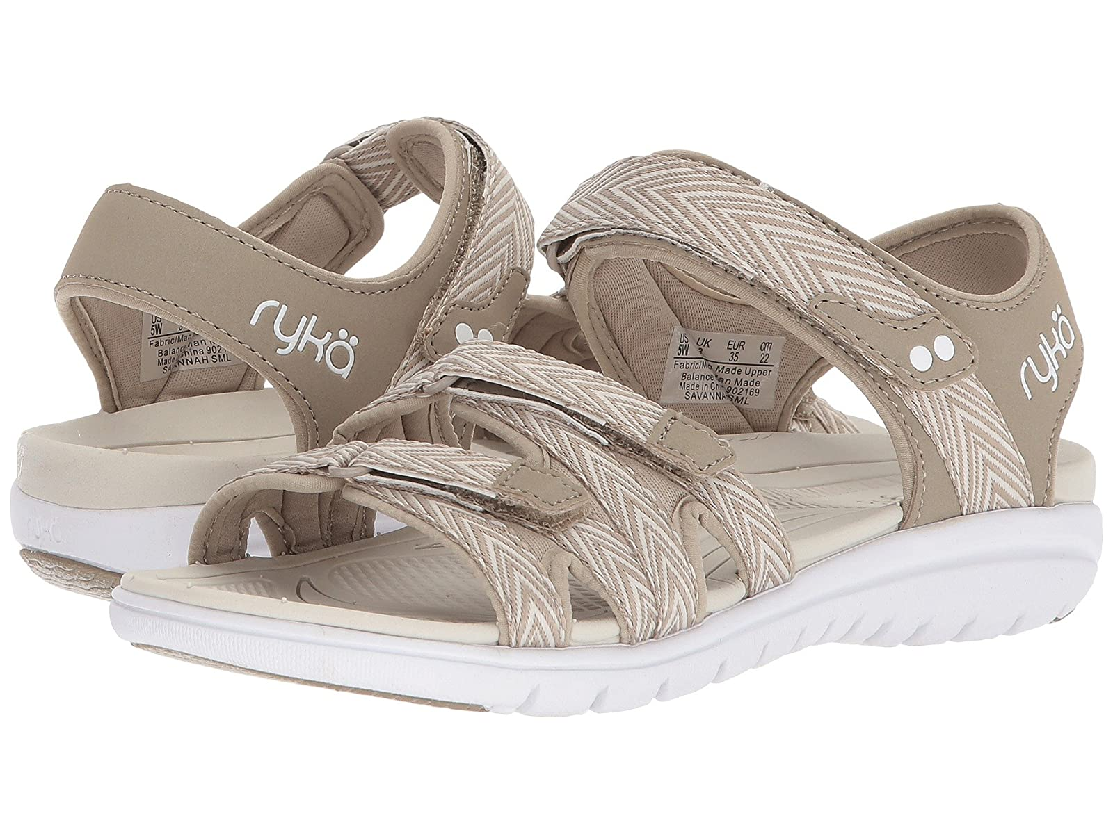 Ryka SavannahAtmospheric grades have affordable shoes