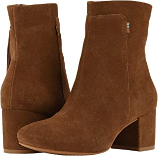Womens Evie Casual Booties Shoes,