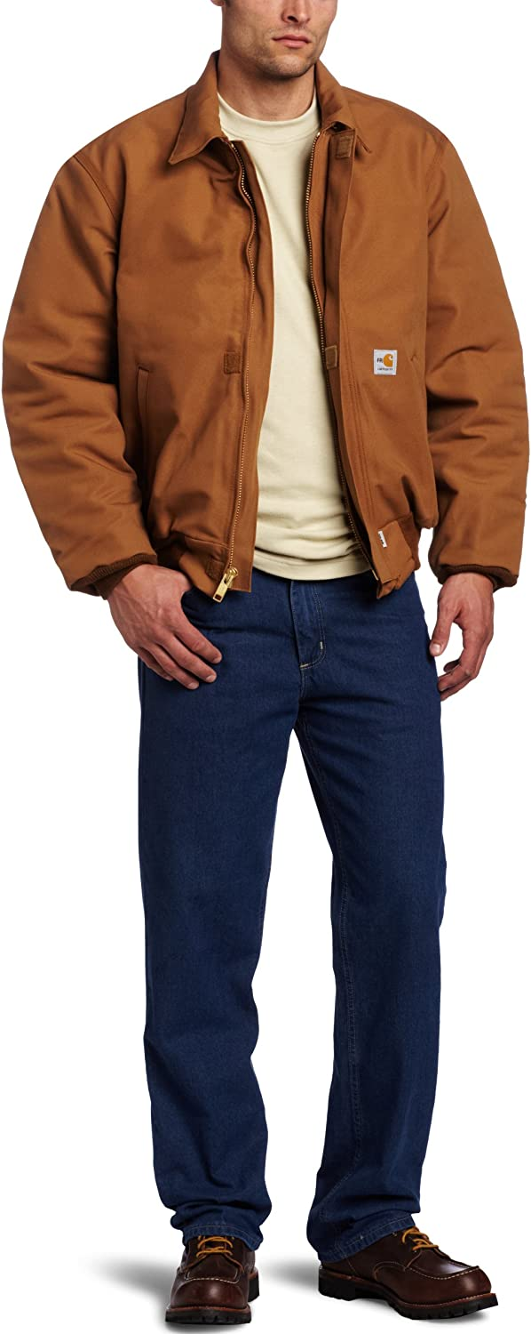 Carhartt Men's Big Tall Flame Credence Heavyweight High order Duck Bombe Resistant