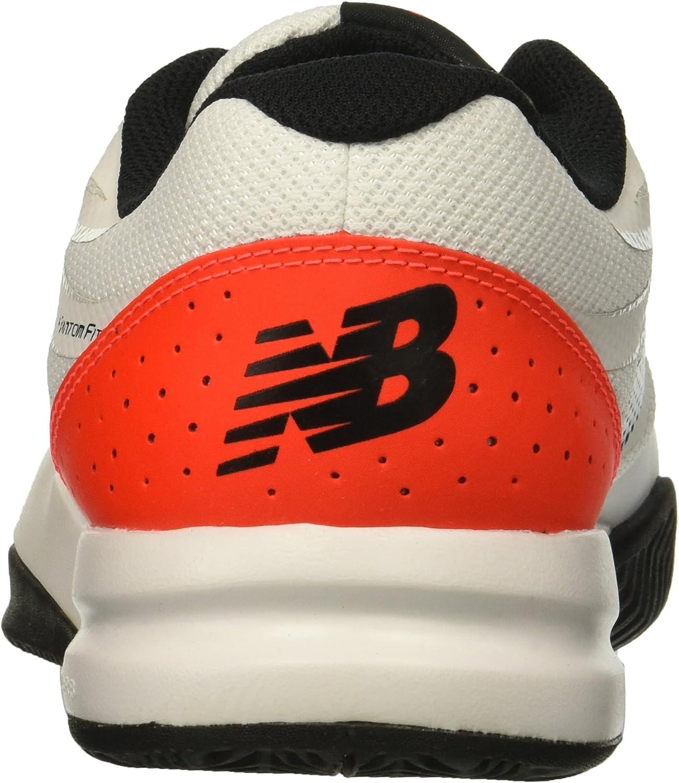 Amazon.com | New Balance Men's 786 V2 Hard Court Tennis Shoe ...