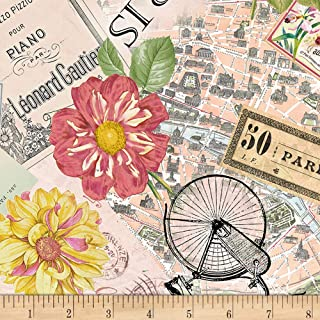 Best postcard fabric by the yard Reviews