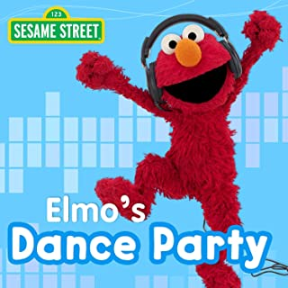 elmo dance slide