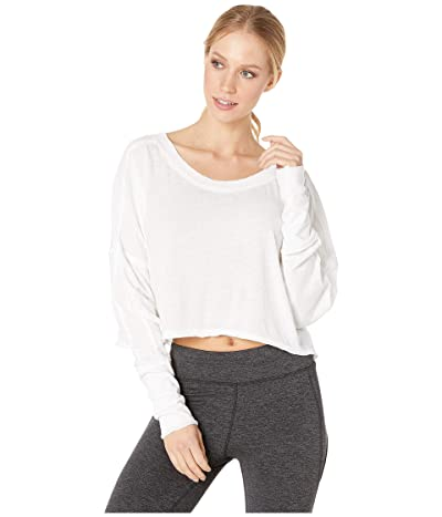 FP Movement Pacific Long Sleeve Solid (White) Women