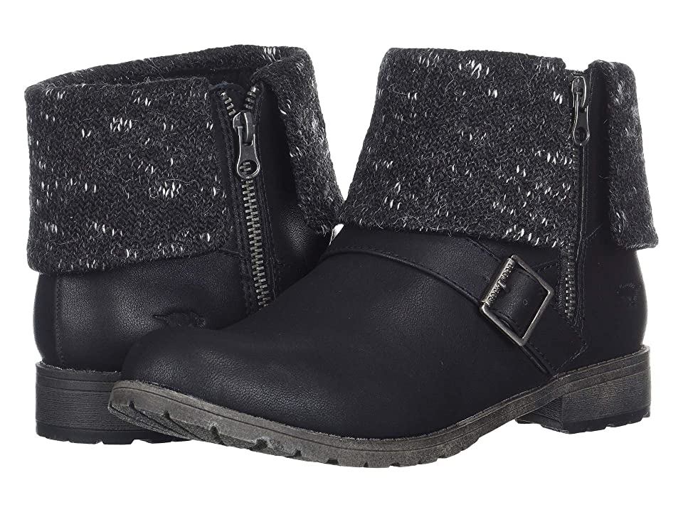 Rocket Dog Bentley (Black/Black) Women