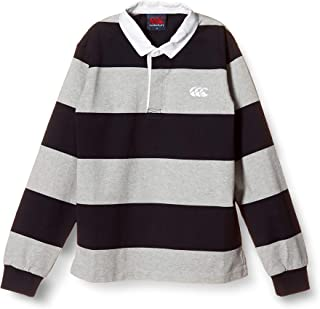 [カンタベリー] ラガーシャツ L/S RUGBY JERSEY ボーイズ