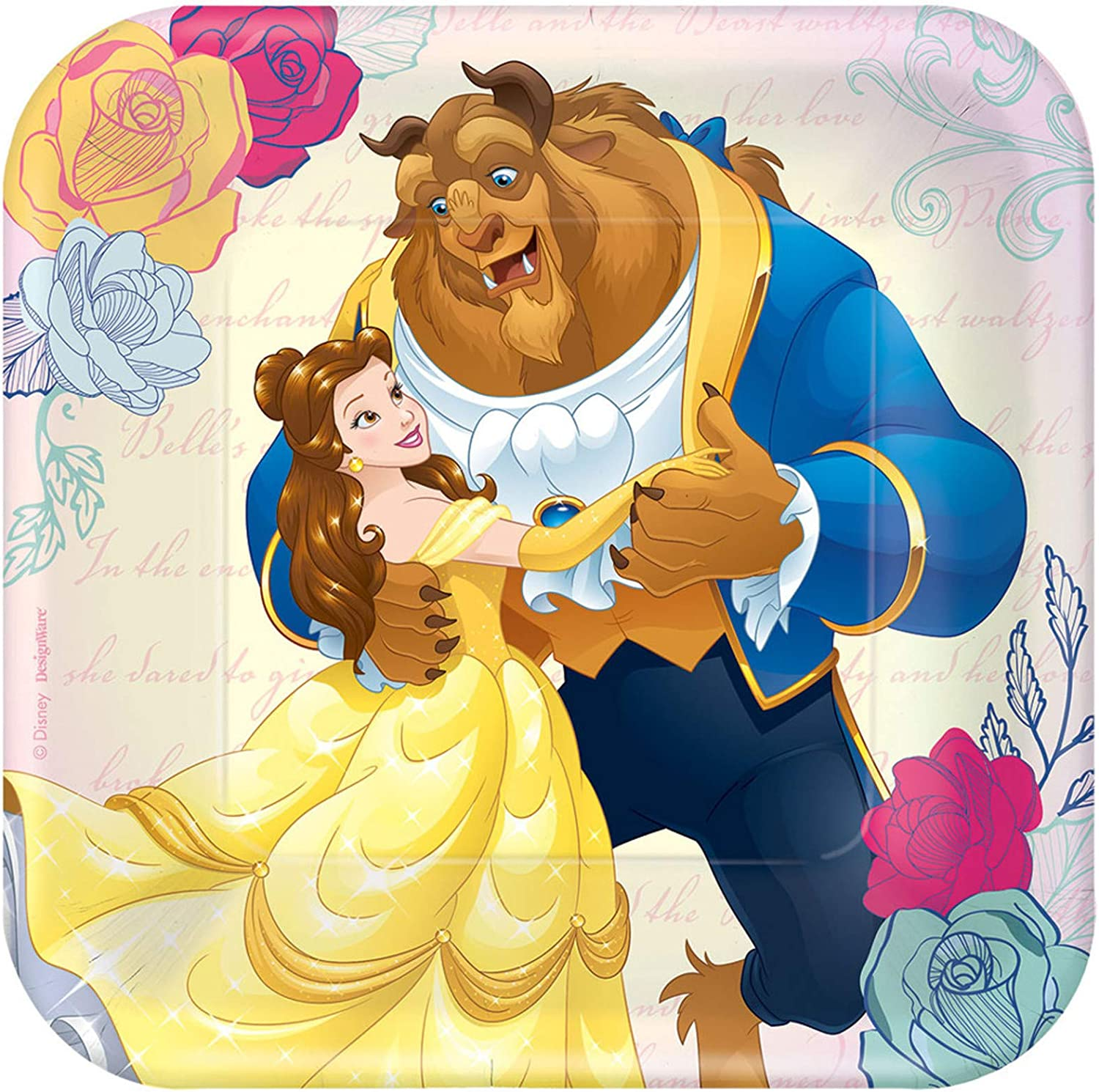 Disney Beauty Super Special SALE held and The Beast 7