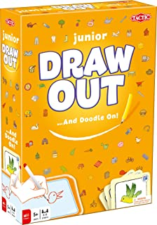 Draw Out Junior Board Games