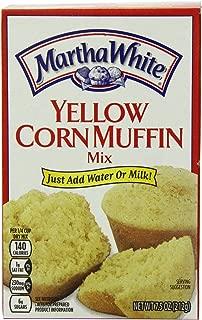 Martha White Yellow Corn Muffin Mix 7.5 Oz (Pack of 6)