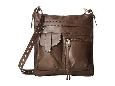 Hobo Crusade (Shadow) Cross Body Handbags