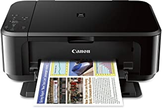 $128 » Canon PIXMA MG3620 Wireless All-In-One Color Inkjet Printer with Mobile and Tablet Printing, Black (Renewed)