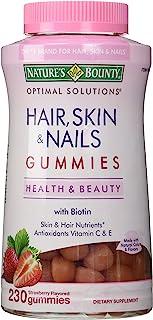 Nature's Bounty Hair Skin and Nails