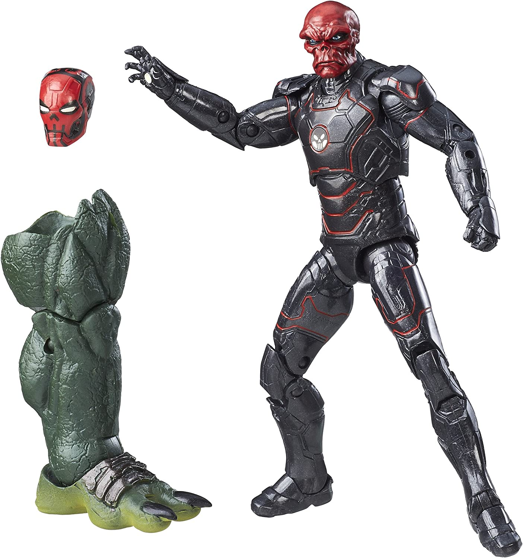 Marvel 6Inch Legends Series Iron Skull
