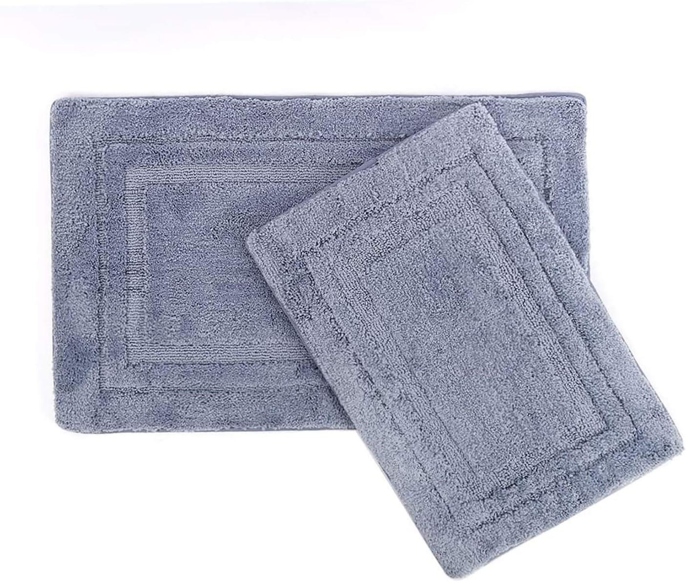 WEIJ Thicken Bathroom Rugs Bath Mat Set Soft Water Absorben List Brand new price and