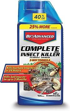 BioAdvanced 700270B Science-Based Solutions Grub Killer for Lawns