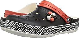 Drew x Crocs Crocband Chevron Clog