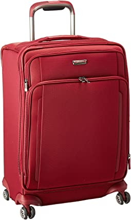 samsonite cosmolite 28 spinner red bags shipped free at zappos
