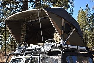 Raptor Series 100000-126800 ジープ トラック SUV キャンプ ルーフトップ テント ラダー付き - OFFGRID ボイジャー