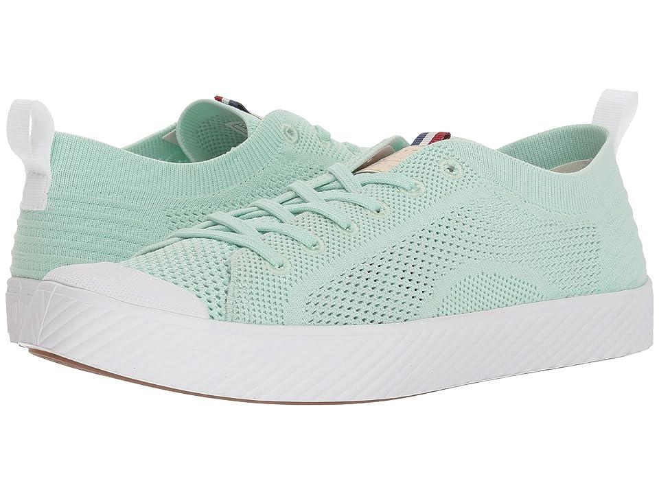 Palladium Pallaphoenix K (Misty Jade) Athletic Shoes