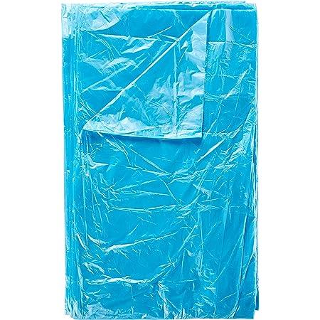 Tesa 56651-00002-01 Bâche de protection Universelle 20m² 4m x 5000mm, Bleu Transparent
