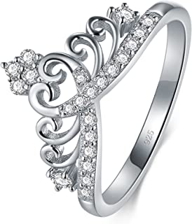 Best crown ring silver 925 Reviews