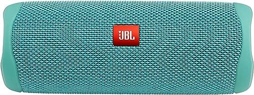 JBL Flip 5 - Bocina Bluetooth portátil Impermeable, Verde Azulado