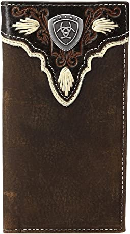Shield Ivory Rodeo Wallet