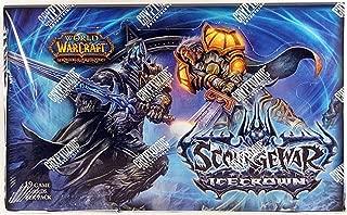 World of Warcraft Trading Card Game [TCG]: Scourgewar Icecrown Booster Box