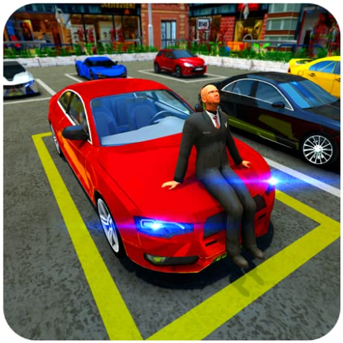 Car Parking Driving School Academy 3d :Best car parking game in the world with luxury sports cars new car parking and driving real car drive simulator backyard extreme car drifting adventure game 19