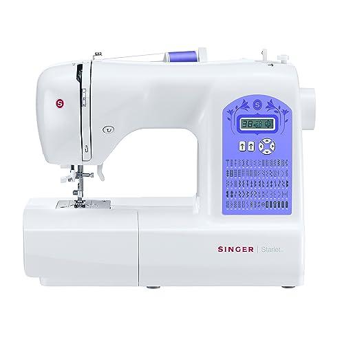 Singer Starlet 6680 - Máquina de coser electrónica (80 funciones de costura)
