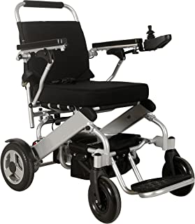 Easy Move Folding lightweight Electric Wheelchair with Li-ion battery