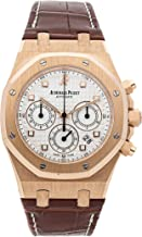 Audemars Piguet Royal Oak Mechanical (Automatic) Silver Dial Mens Watch 26022OR.OO.D088CR.01 (Certified Pre-Owned)