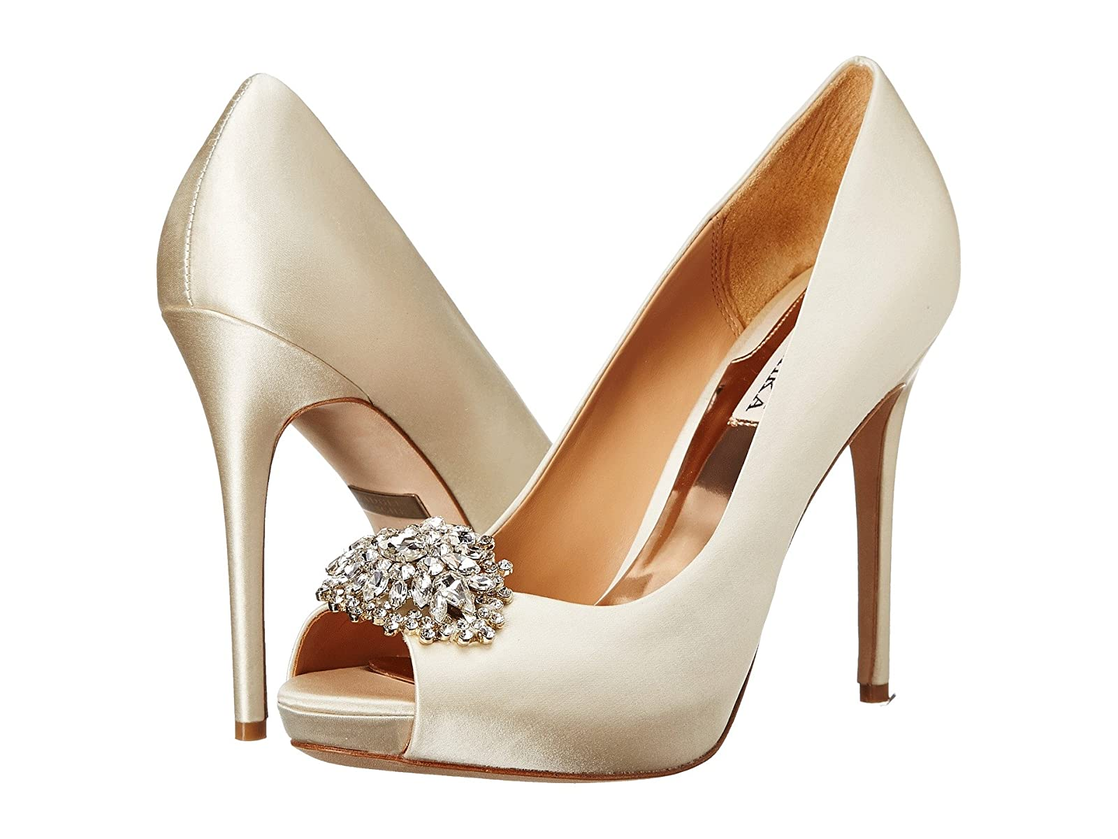 Badgley Mischka JeannieCheap and distinctive eye-catching shoes