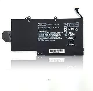 11.4V 43Wh NP03XL New AC Laptop Battery for HP Pavilion X360 13-a010dx 13-b116t; HP Envy 15-u010dx 15-u111dx 15-u110dx; P/N: 760944-421 HSTNN-LB6L 761230-005 TPN-Q146 TPN-Q147 TPN-Q148 TPN-Q149