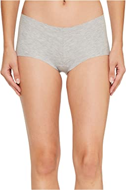 Commando - Heathered Cotton Boyshorts CBS55