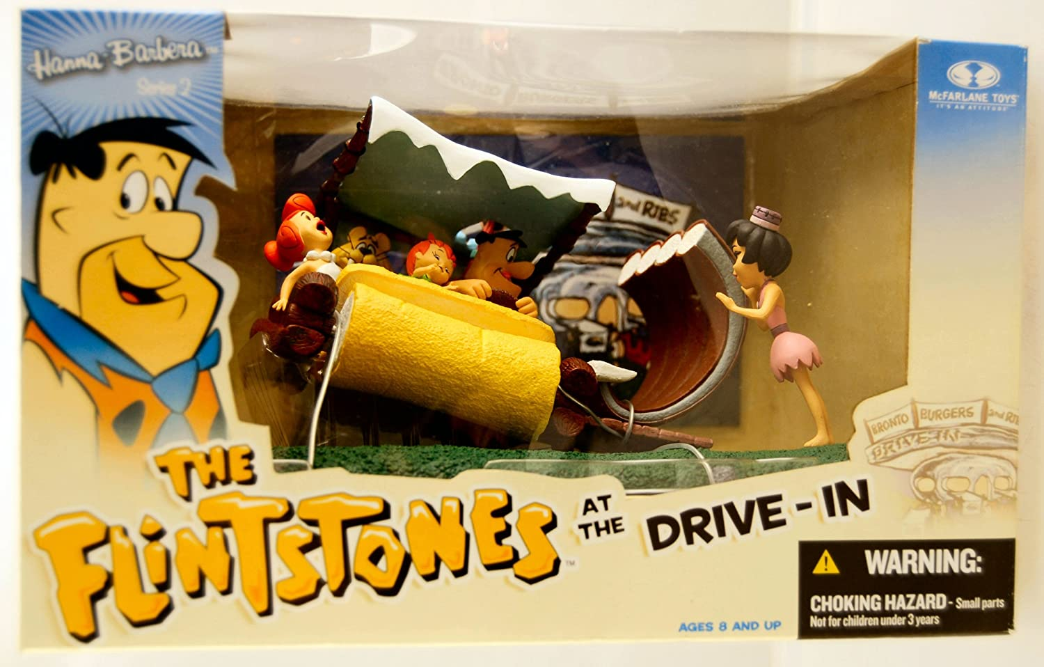 The Flintstones  At the DriveIn Deluxe Boxed Set