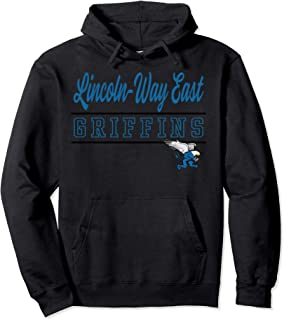 Lincoln-Way East High School Griffins Pullover Hoodie C9
