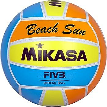MIKASA 1623 Beach Classic VXL 30 - Pelota de Volley Playa (tamaño ...