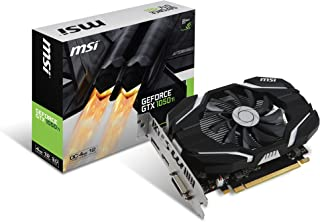 MSI GeForce GTX 1050 Ti 4G OC GeForce GTX 1050 Ti 4GB GDDR5 - Tarjeta gráfica (GeForce GTX 1050 Ti, 4 GB, GDDR5, 128 bit, 7680 x 4320 Pixeles, PCI Express x16 3.0)