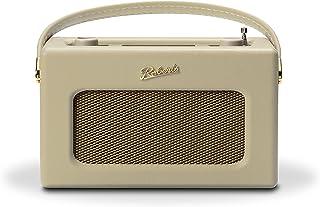 Roberts Revival RD70PC FM/DAB/DAB+ Digital Radio with Bluetooth - Pastel Cream