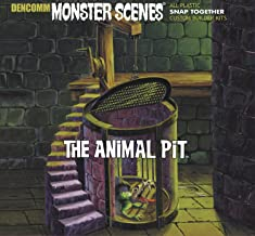 The Animal Pit Monster Scenes Diorama Model Kit