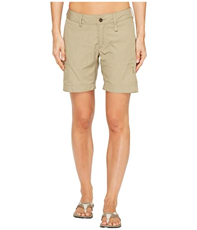Fjallraven Abisko Shade Shorts (Savanna) Women