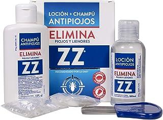Zz Loción Antipiojos Y Champú Tamaño Único Pack de 1