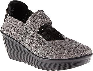 Bernie Mev womens Lulia pumps shoes, Grey, 37 M EU US