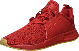 Adidas Men's X_PLR B37439 Gymnastics Shoes, Red Scarlet/Gum 3), 9 UK