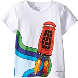 Burberry Kids - Mini Rocket Tee (Infant/Toddler)